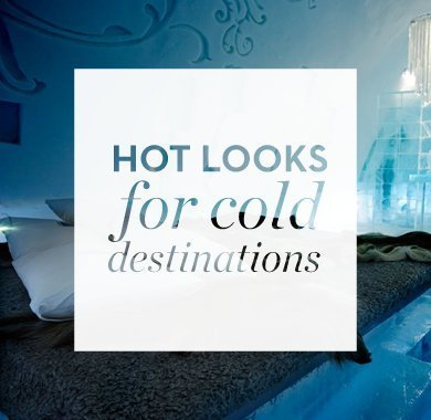 Hot looks for cold destinations
