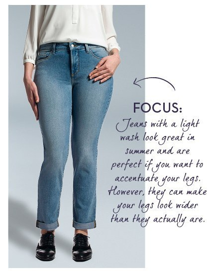 NYDJ | NYDJ Blog - Let's 'figure' it out: Wide legs and slim legs