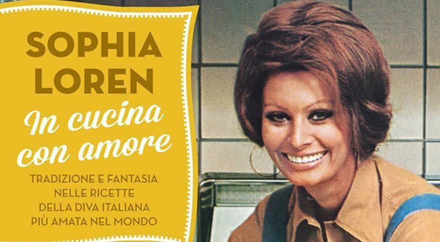 NYDJ | NYDJ Blog - Sophia Loren\'s favourite recipe for spaghetti ...